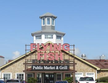 Flying Fish Market