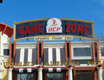 Ultimate California Pizza Game Zone