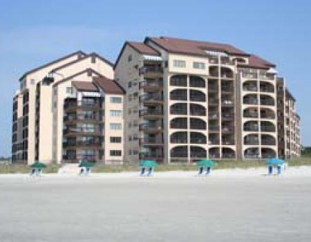Ocean Front Building